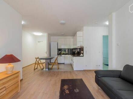 Neues & häusliches Apartment nahe Schule | New, spacious flat with nice city view