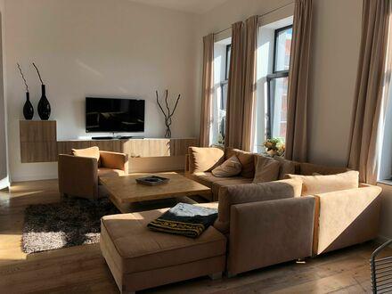 Exklusive 4/5 Zimmer Loft / Wohnung mitten in Bremen | Exclusive 4/5 room loft / apartment in the middle of Bremen