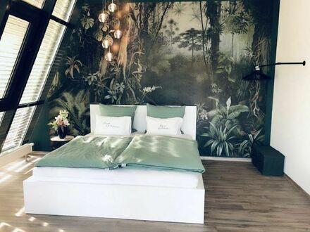 Exklusives Loft-Apartment mit spektakulärem Ausblick | Exclusive loft apartment with spectacular views