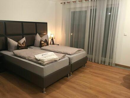 Karlsruhe: Voll möbliertes Apartment mit eigenem KFZ-Stellplatz. Service zubuchbar. | Karlsruhe: Fully furnished apartment…