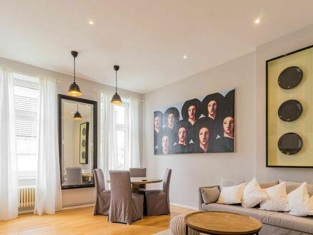 Stilvolles Apartment in Friedrichshain mit Garten | Stylish apartment in Friedrichshain with garden