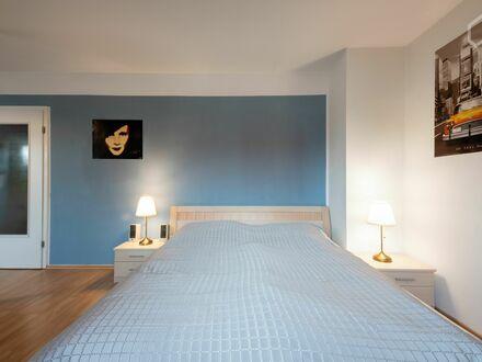 Neues Studio in Leipzig. Dachgeschoss, mit Dachterasse, Erstbezug nach Neueinrichtung. | Quiet suite in Leipzig, Upper floor…
