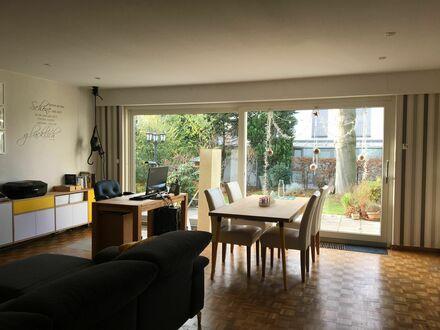 Großzügige Gartenwohnung sucht Zwischenmieter für 2-3 Monate | Wonderful garden flat in Köln
