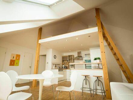 Helle schöne Dachgeschoß Wohnung in Düsseldorf   Great home in Düsseldorf