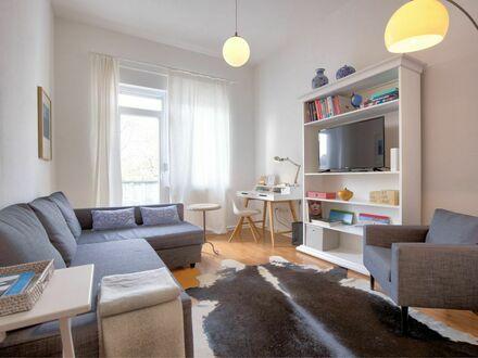 Modernes, Stadtwohnung in Mannheim City | Modern, city apartment in Mannheim