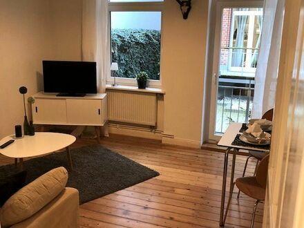 Gemütliches 2 Zimmer Apartment in der List, Lister Meile | Cozy 2 Room apartment in the List, Lister Meile