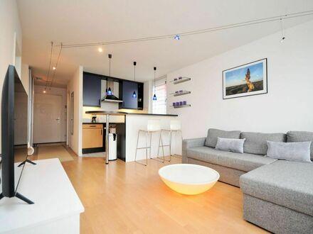 Stilvolles, top eingerichtetes Apartment mitten in München | Stylish, fully furnished apartment in the centre of Munich