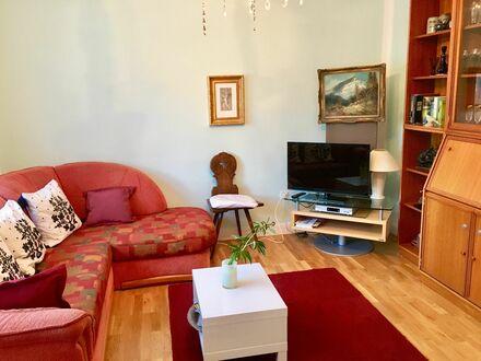 Traumhafte 3-Zimmer Wohnung Parterre mit Garten und Terrasse in der Nähe vom Starnberger See | Fantastic 3-room apartment…