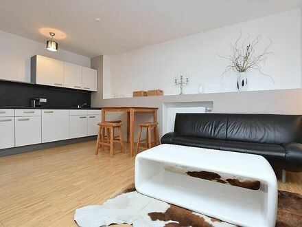 Neue & moderne Wohnung mitten in der City | Great & neat studio in the middle of downtown