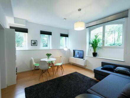 Ruhige 2-Raum Wohnung in Köln Lindenthal mit Gartenblick - Top Wohnlage am Stadtwald | Modern & quiet 2-room flat in Cologne…