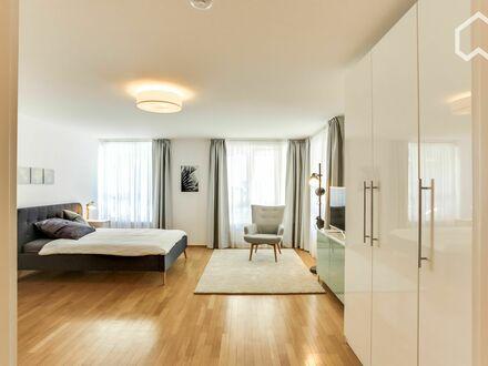 Luxuriös und zentral leben am Rhein | Luxury life close to Rhine - modern and central flat