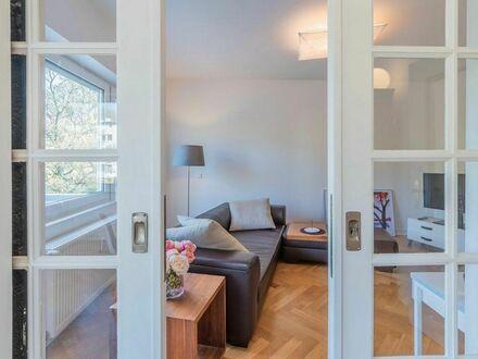 Moderne 3 Zimmer Wohnung - Neu renoviert, Zentral, Grün, Ruhig und Stylisch | Stylishly furnished flat - very City Center,…