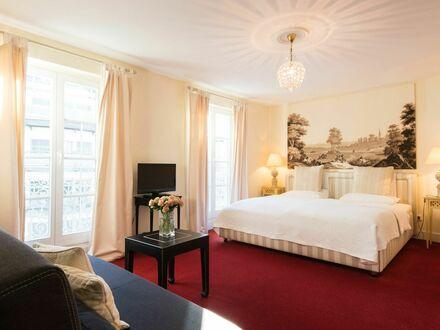 Ruhiges & stilvolles Apartment zentral gelegen inkl. wöchentlicher Reinigung, Frankfurt Westend | Calm & stylish apartment…