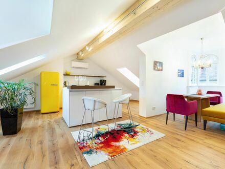 Exklusive, stilvolle Wohnung in Nürnberger Innenstadt | Exclusive, stylish apartment in Nuremberg city centre