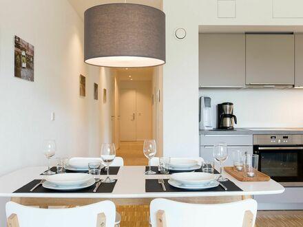 helle und gemütliche Wohnung mit Seesicht in Friedrichshafen | bright and cozy apartment with lake view in Friedrichshafen
