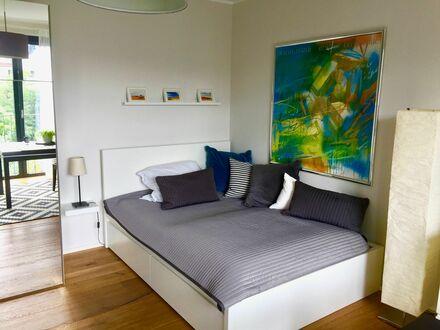 Stilvolle und ruhige Wohnung mitten in Frankfurt am Main   Neat, amazing flat in Frankfurt am Main