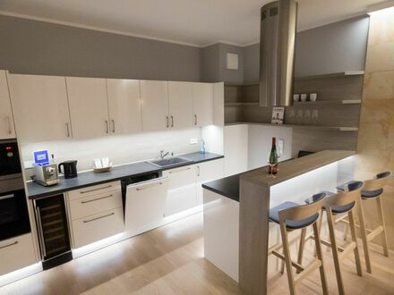 3-Raum Apartment, modern, hochwertig, im Zentrum von Dresden | 2-Bedroom Apartment, modern, high-quality, in the center of…