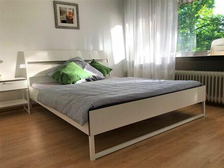 5★ Zwei-Zimmer-Wohnung✔Küche✔WLAN✔Parken✔Netflix✔Therme | 5★ Cozy Apartment✔Citchen✔Wi-Fi✔Netflix✔60 Min Frankfurt