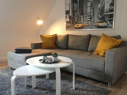 Ruhige, helle Wohnung in Essen | Spacious and neat studio located in Essen