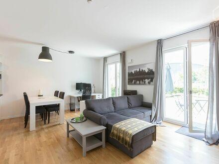 Schöne, moderne 2 Zimmer Terrassen Wohnung in München Neuhausen-Nymphenburg | Beautiful, modern 2 Room Apartment with Terrace…
