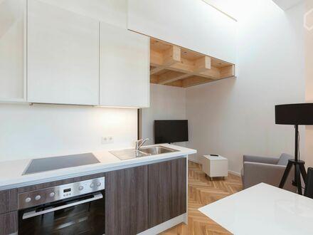 Maisonette Studio Apartment mit Concierge | Maisonette Studio Apartment mit Concierge