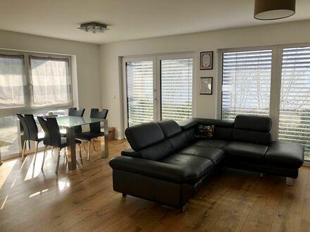 Schöne und helle EG Wohnung mit Balkon | Spacious ground floor apartment with balcony