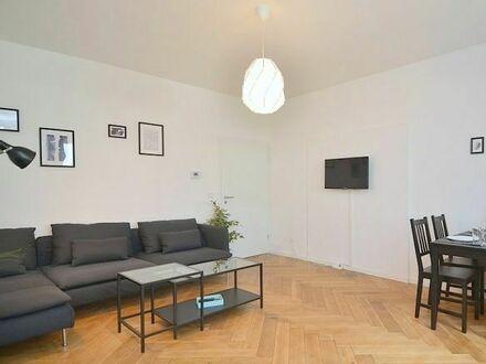 Modern eingerichtete Zwei-Zimmer-Wohnung in Nürnberg Zentral | Modern furnished two room apartment in Nuremberg central