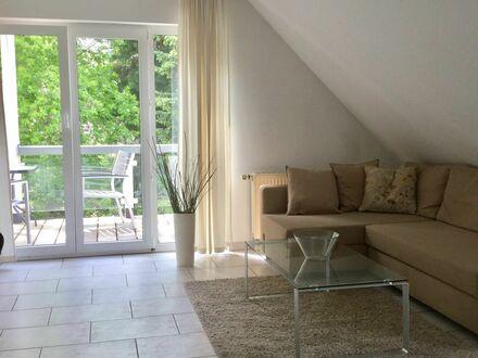 Helles Apartment in ruhiger Nachbarschaft mit Südbalkon, Köln Rodenkirchen | Bright apartment in a quiet neighborhood with…