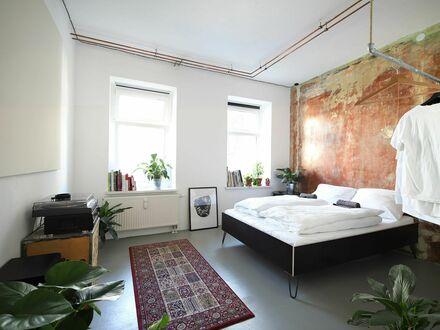 Zwei-Zimmer-Wohlfühl-Oase | Wonderful flat in Leipzig
