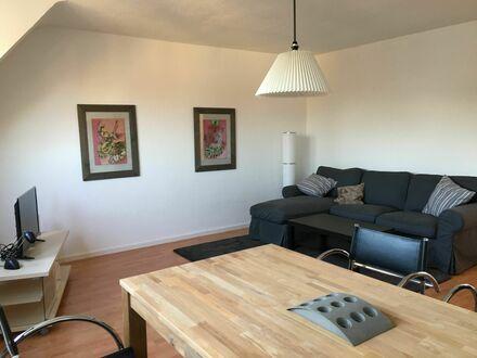 Eine sehr gepflegte, lichtdurchflutete Dreizimmerwohnung in einem ruhigen Dreifamilienwohnhaus im Stadtteil Witten-Rüdinghausen…