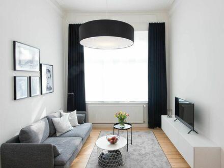 Exklusives Apartment m. Innenhof, Nähe Frankenberger Viertel! | Charming & gorgeous home, near frankenberg district!