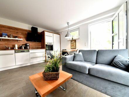 Schickes & stilvolles Studio im Herzen von Lancken-Granitz (Sellin) | Charming & modern apartment located in Lancken-Granitz,…