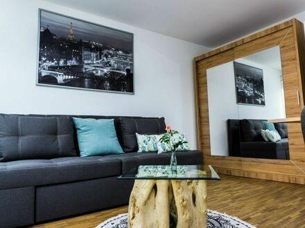 Fantastische helle Terrassenwohnung in Mannheim-Feudenheim mit Stellplatz | Fantastic bright terrace apartment in Mannheim-Feudenheim…