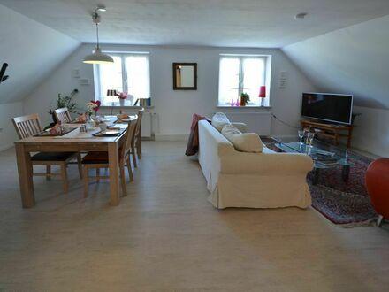 Gemütliche moderne Wohnung im Landhausstil in Nordseenähe | Lovely and bright studio located in Holm (Braderup)