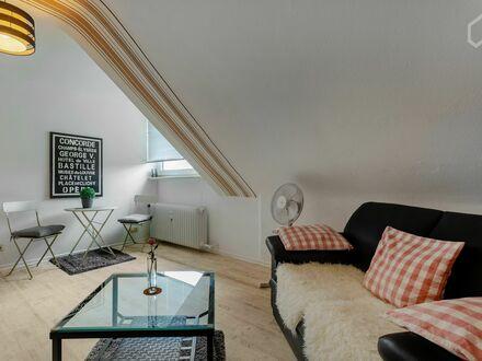 Fantastische Wohnung in Düsseldorf im skandinavian style | Fashionable, great home in Düsseldorf