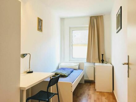 WG-Zimmer mitten in Dortmund | Room in a shared apartment in Dortmund
