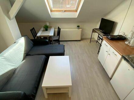 Neu-renoviertes 2-Zimmer Apartment in Mannheimer Innenstadt | Newly renovated 2-room apartment in the city center of Mannheim