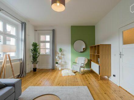 Bild_Gemütliche Wohnung im Prenzlauer Berg | Spacious and modern apartment in Prenzlauer Berg
