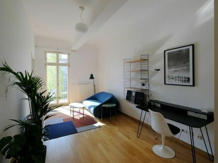 Großartige Wohnung auf Zeit im Herzen von Frankfurt am Main | Cozy flat located in Frankfurt am Main