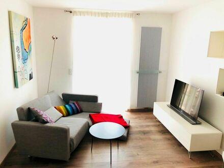 2-Zimmer Design Apartment mit Balkon am Merianplatz   FULL SERVICE, LUXURY DESIGN APARTMENT (MERIANPLATZ, NORDEND)