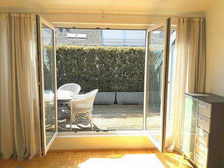 Schöne, möblierte Dachgeschoss-Wohnung im Frankenberger Viertel | Beautiful, furnished attic flat in the Frankenberger quarter