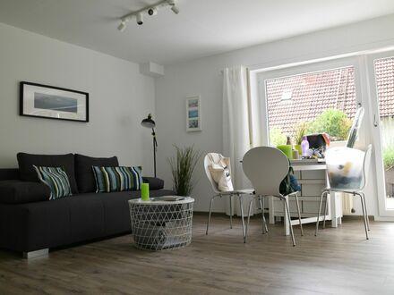 Lichtdurchflutete moderne, neu renovierte, Wohnung mit Terrasse und WLAN in Erlangen | Light-flooded modern, new renovatet…