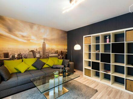 Moderne Wohnung, ruhig mit bester Anbindung nach Köln und Bonn | Modern apartment, quiet with best connection to Cologne…