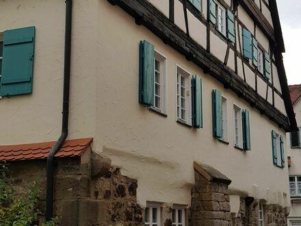 Designer Wohnung in der Altstadt von Tübingen | Designer apartment in the old town of Tübingen