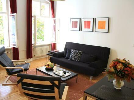 Altbau-Wohnung in Schöneberg direkt am Nollendorfplatz | Modern home in Schöneberg directly at Nollendorfplatz
