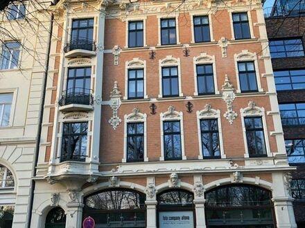 Stilvolle und großzügige Wohnung mit Balkon in schönster Lage in Altona | Pretty and beautiful flat with balcony in pretty…