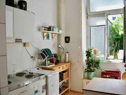 Zentral gelegene, gemütliche Wohnung im Gallusviertel | Central cozy fully furnished apartment located in the Gallusviertel