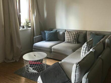 Voll möblierte luxurios ausgestattete 2 Zimmer Wohnung / Business Apartment nähe Schweizer Platz | Full-service Luxury apartment:…