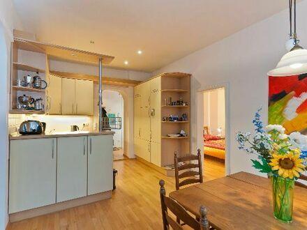 Charmante helle 3 Zimmerwohnung sehr zentral gelegen in München | Charming bright 3 room apartment very centrally located…