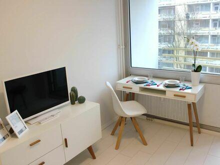 Neue und ruhige Wohnung mitten in Köln | Spacious & charming home in Köln